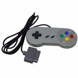 10 Und Controle Video Game Super Pad Snes Joystick Retro Pc