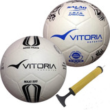 773a9d1522 2 Bolas Futsal Oficial  1 Prata Max 500 1 Brx 500 Bomba