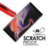 2 Películas De Vidro Com Curva Case Friendly Galaxy Note 9