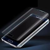 3x Três Películas Curvada Gel Galaxy S7 Edge G935 Toda Tela