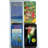 4 Fitas Vhs Cancun   X caret   Tulum Xel ha   Argentina