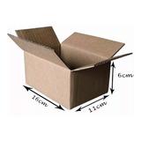 400 Caixas De Papelão 16x11x6 Sedex correio
