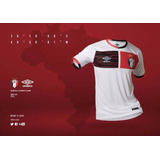 50% Off Camisa Joinville Oficial 2 Umbro 2016 2017 Com Nota 902cb4219cfb3