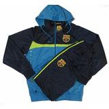 0390e67593 Agasalho Conjunto Do Barcelona Blusa E Calça Futebol Frete