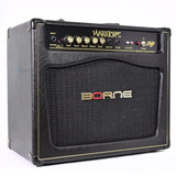 Amplificador Borne Warrior 50 Para Guitarra