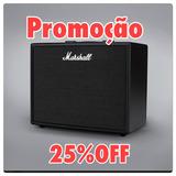 Amplificador Code Marshall 50 Cubo 220v   Foot    110v 12x