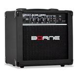 Amplificador Cubo Borne Cb30 15w Impact P estudo Bass Baixo