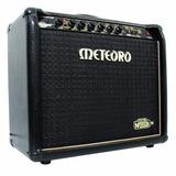 Amplificador Cubo Meteoro Nitrous Gs100 100wts C  Foot Ng100