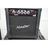 Amplificador De Guitarra Master Gt 15       Molezinha
