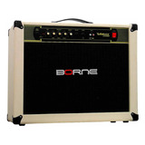 Amplificador P  Guitarra 100w Vorax 12100 Creme   Borne