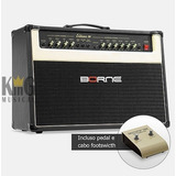 Amplificador Para Guitarra Borne Profissional Evidence 100w