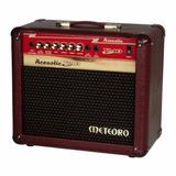 Amplificador Para Violão Meteoro Acoustic V40