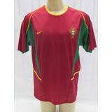 2602cfdce0 Antiga Camisa De Futebol Portugal Nova Nike Modelo 2002