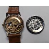 43a420f33ae Antigo Relogio Omega Automatic Seamaster Ouro 4132