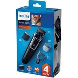 Aparador De Pelos Philips Multigroom Qg3329 15 Bivolt 4 Em 1