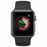 Apple Watch Series 3 38mm Gps Prova D água Lacrado  Promoçao