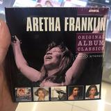 Aretha Franklin   Original Album Classics Box Com 5 Cds
