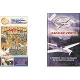 Aviação Fita Vhs Aviação Expo Aero Brasil 2003