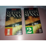Ayrton Senna Vhs Nasce Uma Estrela Revista Isto E  R$61 99