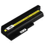4284ea6e754b1 Bateria Para Notebook Ibm Thinkpad T60 9 Celulas Ate 5 Ho