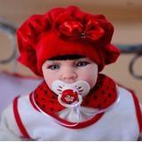 Bebe Reborn Realista Menina Promocao Boneca Princesa   Bolsa