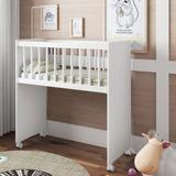 Berço Infant Bedside Sleepers Soneca Alto Branco artinmóveis