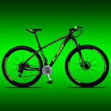 Bicicleta 29  Ksw Xlt Color Cambio Shimano 21v   Freio Disc