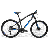 Bicicleta Aro 29 Gtsm1 I vtec Mx9 Freio Hidráulico 27v