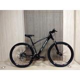 Bicicleta Aro 29 Ksw Acera  24 Vel Freio Hidráulico E Trava