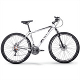 Bicicleta Aro29 Xks 27v Hidráulic Garfo C trava Câmbio Altus
