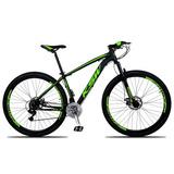 Bicicleta Ksw Xlt Aluminio Cambio Shimano 21 Marcha  brinde