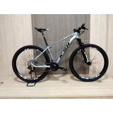 Bicicleta Mtb Alum 29 Ksw 24 Vel Xlt Shimano E Freio Disco