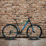 Bicicleta Rino Everest 29 Cambios Shimano 24v C  Susp Trava
