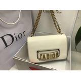 5b735232733 Bolsa Dior Jadior Branca Importada Pronta Entrega