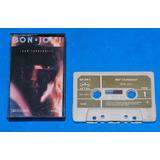Bon Jovi   7800° Fahrenheit   Fita K7   1985   Brasil
