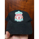 Boné Liverpool F c Original Nunca Usado C Etiqueta 2922a6a3457e6