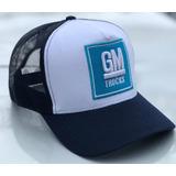 Boné Trucker Gm Trucks Brasil Tradicional eaeb0c152c3