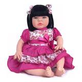 Boneca Tipo Bebe Reborn Barato Sid nyl