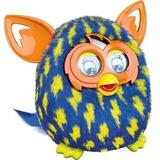 Boneco Hasbro Furby Boom Azul E Amarelo Original