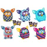Boneco Hasbro Furby Boom Figure Inglês  carregador  4 Pilhas