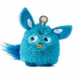 Boneco Pelucia Furby Azul Connect Mc Donalds Colecao