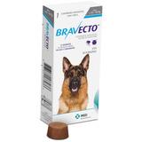 Bravecto Comprimido Para Cães De 20 A 40kg   V 10 19