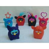 Brinquedo Antigo Mc Donald  Coleção De Furby C 6 Bonecos
