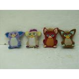 Brinquedo Antigo Mc Donald Furby Lote C  04 Peças