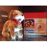 Cachorrinho De Pelúcia Fantastic Puppy