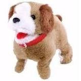 Cachorrinho Pelucia Puppy Anda Late E Da Cambalhotas   Co018