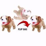 Cachorrinho Pelucia Puppy Anda Late E Da Cambalhotas   Co21