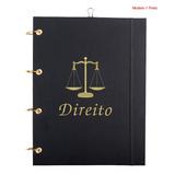 Caderno Argolado Universitário Direito