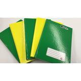 Caderno Máxima Brochura 1 4 96 Folhas   Pacote C 5 Unidades