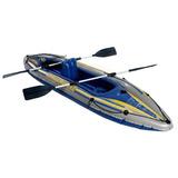 Caiaque Inflável Duplo 160kg K2 Challenger Intex Canoa Azul